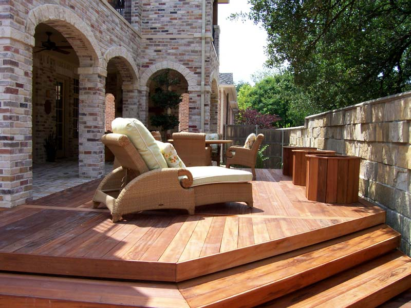 Perfect Outdoor Deck