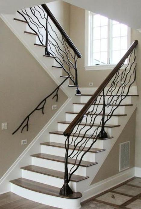 Contemporary Railings Design Ideas
