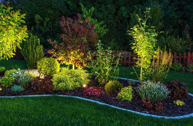 Basic Design Principles In Art : Landscaping design u2013 the art of a beautiful garden