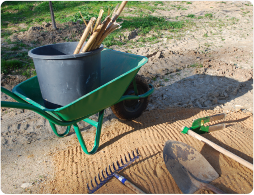 garden tools for landscaping