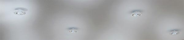 ceiling bathroom lighting