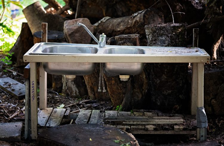 Best camping sink for the garden
